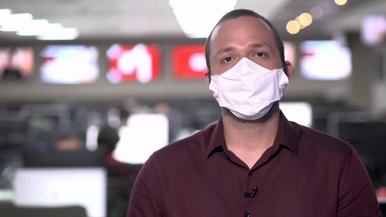 G1 em 1 Minuto: STF suspende perda de mandato do deputado do DF José Gomes
