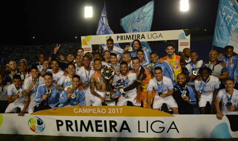 Londrina foi o último campeão da competição nacional (Foto: Gustavo Oliveira/ Londrina Esporte Clube)