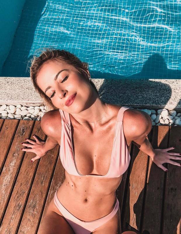 Bárbara França (Foto: Reprodução YouTube)