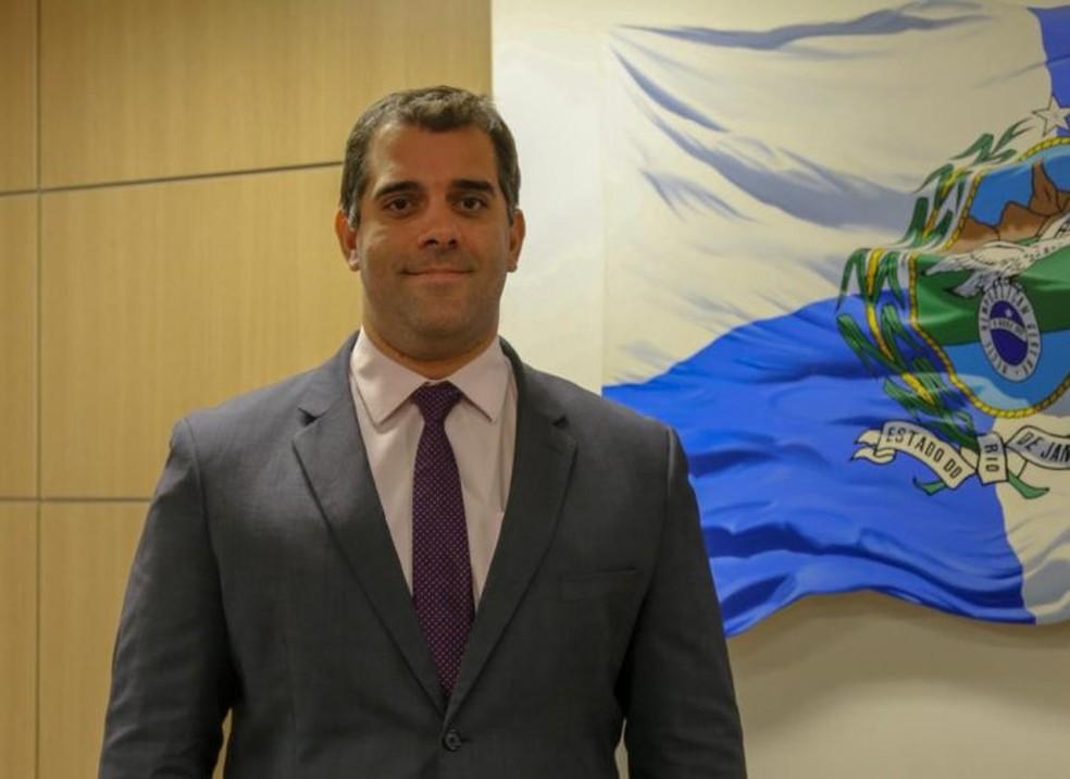 Secretário de Estado de Desenvolvimento Econômico e Geração de Emprego e Renda, Lucas Tristão — Foto: Divulgação