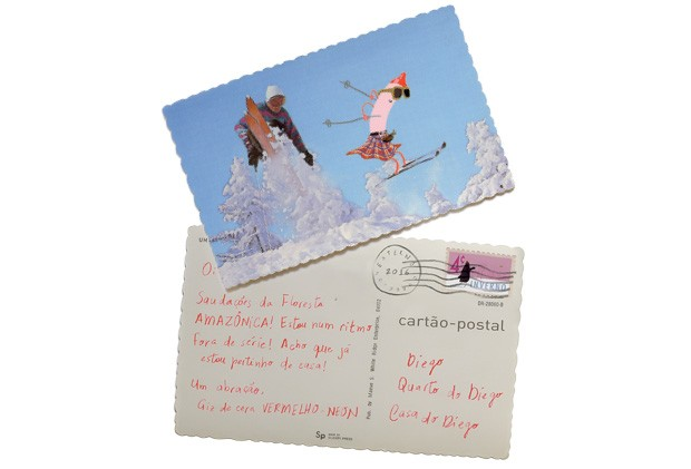 Texto de Drew Daywalt e ilustrações de Oliver Jeffers, Editora Salamandra, R$ 45. A partir de 4 anos. (Foto: Reprodução)