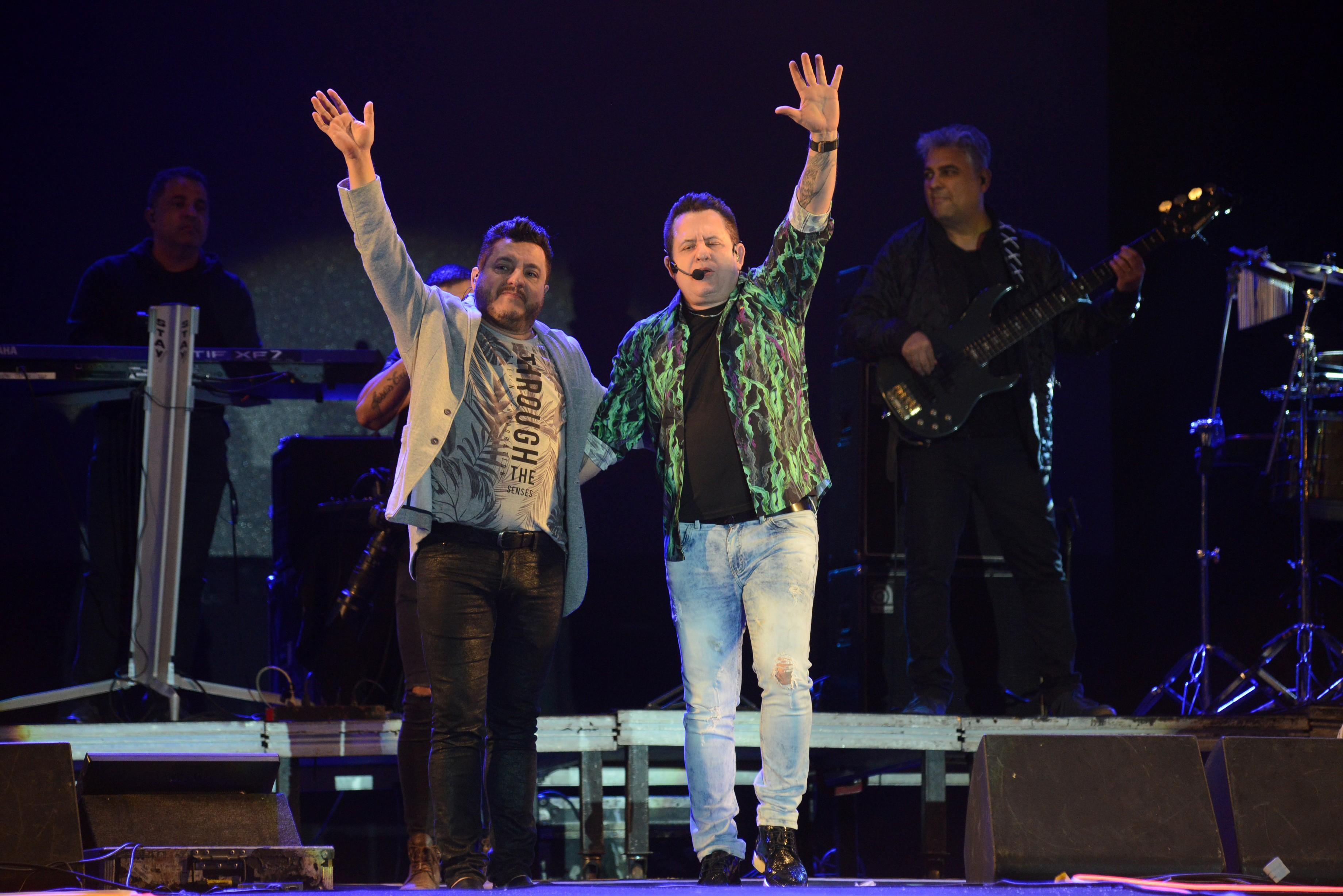 Live de Bruno e Marrone terá duas horas de duração e repertório focado nas canções antigas da dupla