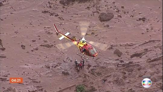 Bombeiros encontram corpo de mais uma vítima do rompimento da barragem de Brumadinho