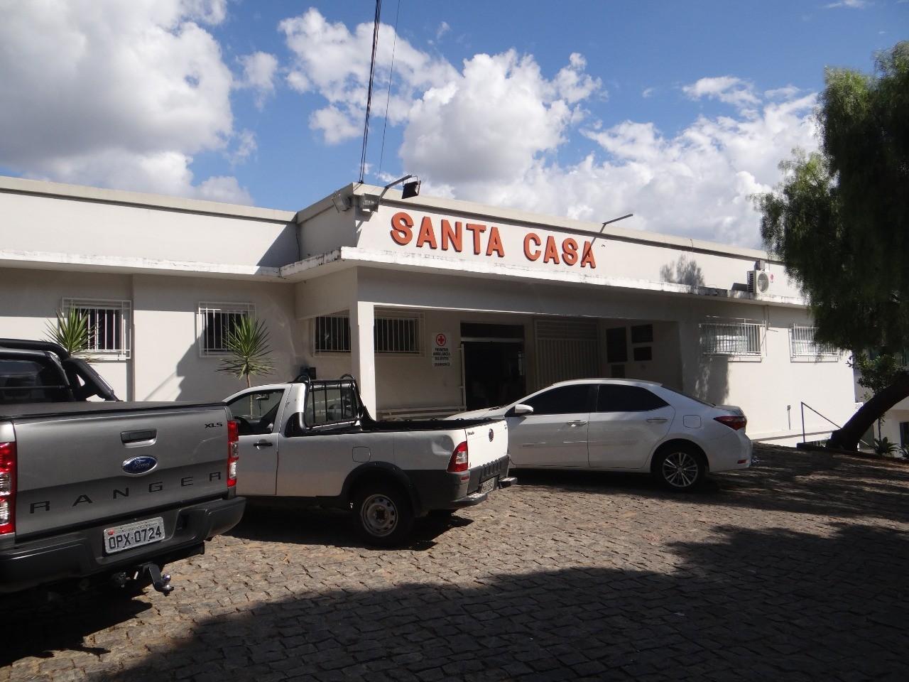 Santa Casa de Cláudio recebe mais de R$ 115 mil de verbas pecuniárias para combate ao coronavírus