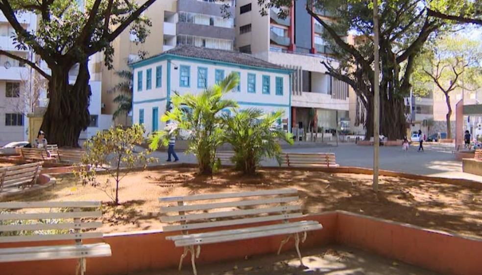 -  Divinópolis está entre as cidades com potencial turístico  Foto: Reprodução/TV Integração