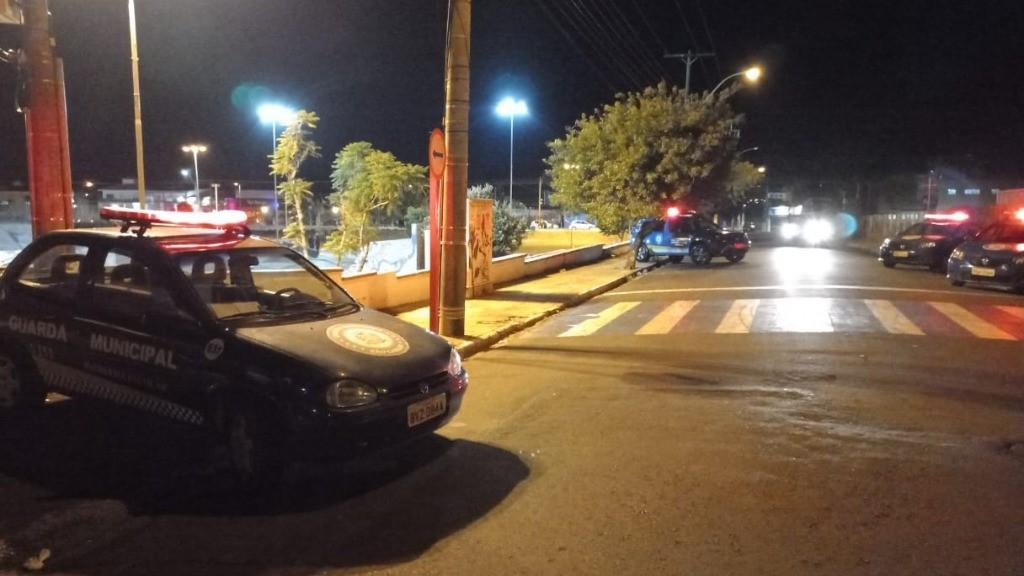 Força-Tarefa de São Carlos acaba com 'rolezinho' de 200 pessoas no Santa Felícia