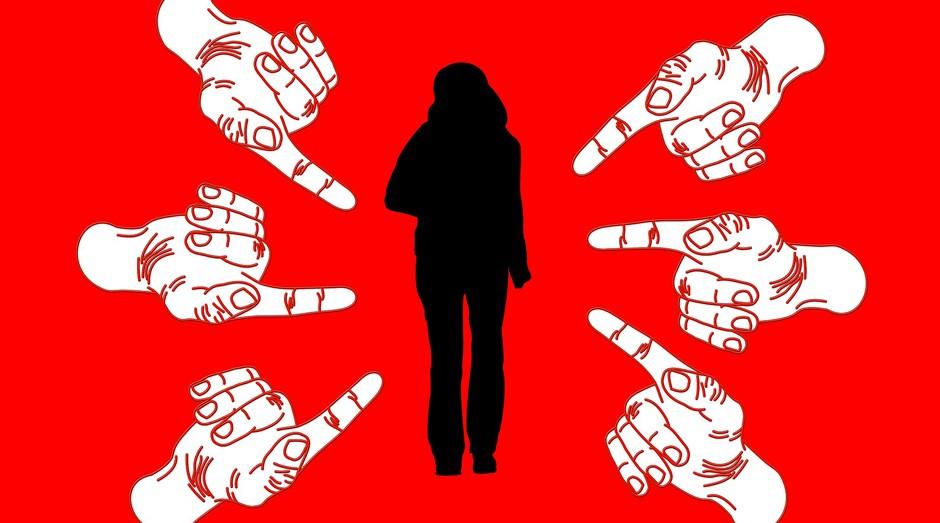 Assédio, Machismo, Julgamento, Bullying (Foto: Reprodução/ Pixabay)
