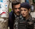 Rodrigo Lombardi e Paolla Oliveira em 'A força do querer' | Reprodução