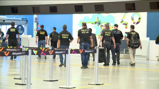 PF prende quadrilha que fazia tráfico e contrabando em aeroporto