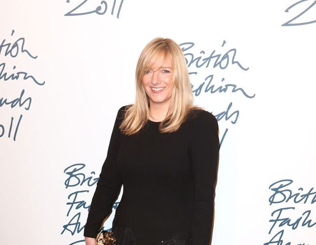 LONDON, ENGLAND - NOVEMBER 28:  Sarah Burton arrives at the British Fashion Awards at The Savoy Hotel on November 28, 2011 in London, England.  (Photo by Tim Whitby/Getty Images) (Foto: Getty Images)