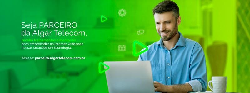 Revenda os produtos da Algar Telecom e ganhe comissões recorrentes com a Parceria Premium