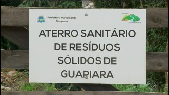 Materiais são destinados a nova área após Cetesb interditar aterro de resíduos sólidos em Guapiara