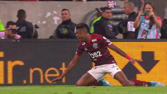 Sintonia: juntos, Bruno Henrique e Gabigol chegam a metade dos gols do Flamengo no ano