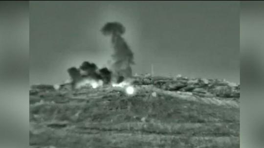 Bombardeio de Israel contra sul da Síria deixa dez mortos