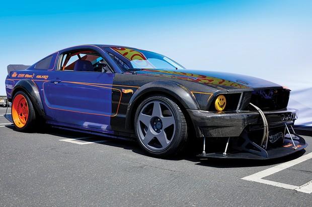 Hot Wheels Ford Mustang GT (Foto: Divulgação)