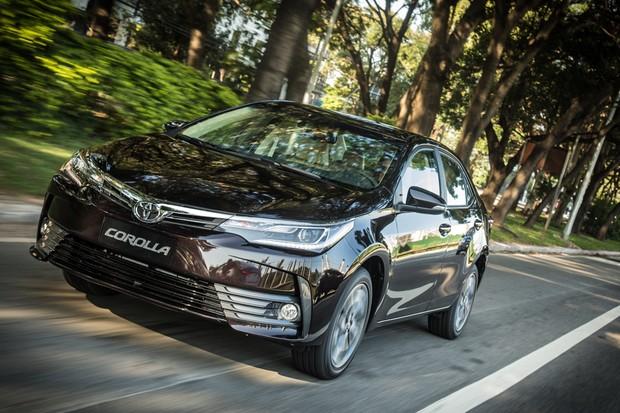 Toyota Corolla Altis  (Foto: Divulgação)