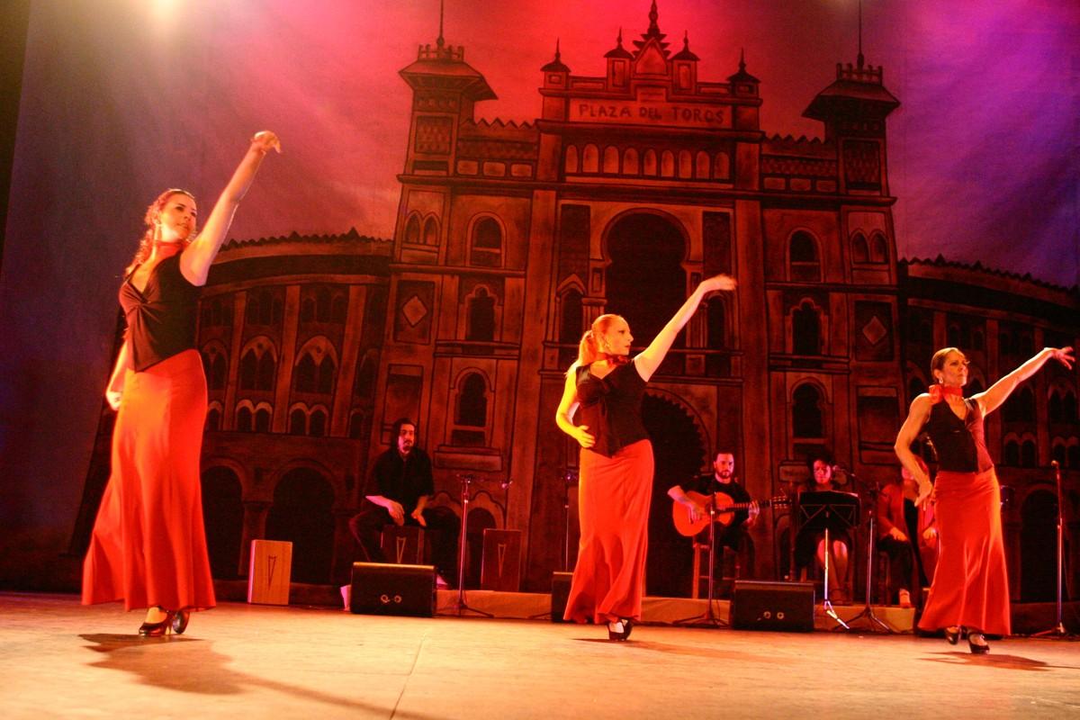 Teatro recebe espetáculo sobre a história do flamenco em Campinas