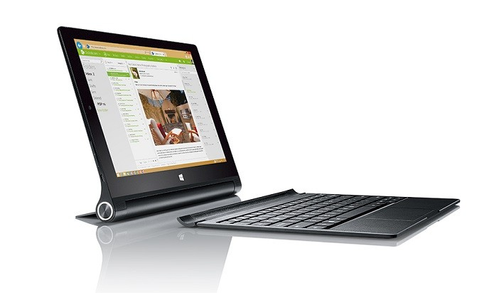 Tablet 2 tem versões de 8 e 10 polegadas, com Windows ou Android (Foto: Divulgação)