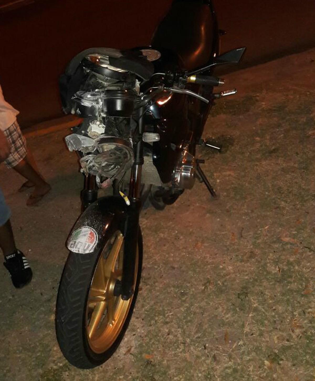 Jovem morre em pronto-socorro após cair de motocicleta em MS