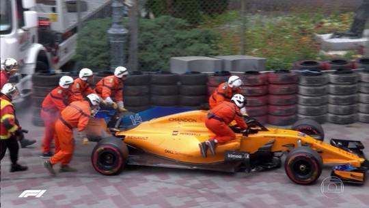 """Fernando Alonso: """"Foi provavelmente a corrida mais chata da história da F1"""""""