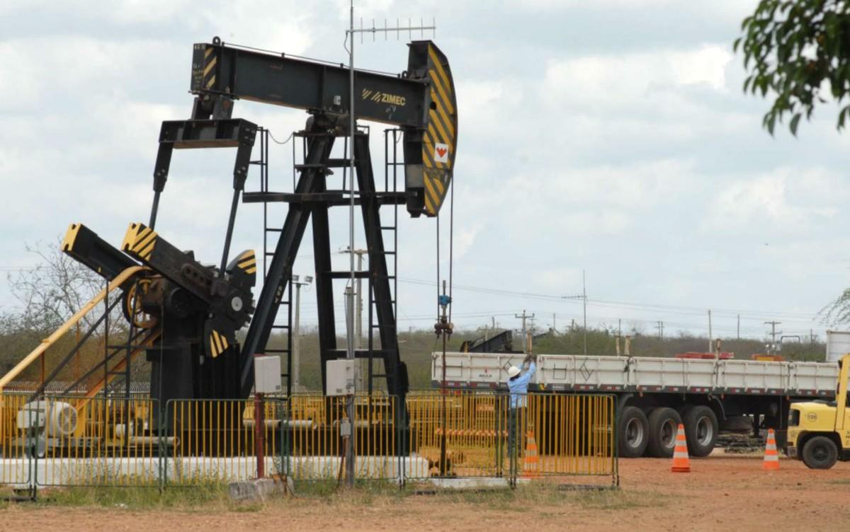 Resultado de imagem para Riacho da Forquilha campos de petróleo da Petrobras