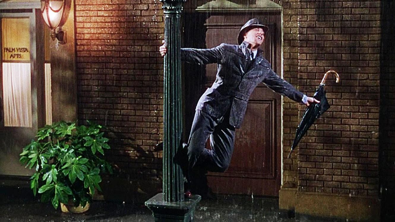 Gene Kelly em 'Cantando na Chuva' (Foto: Divulgação)