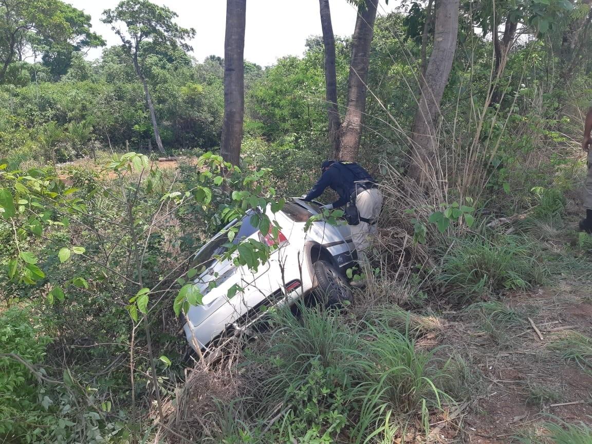 Duas pessoas morrem após ficarem presas nas ferragens durante acidente na BR-153  - Notícias - Plantão Diário