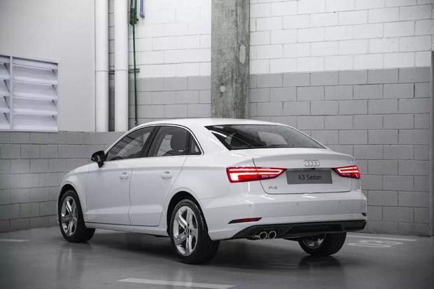 Audi A3 Sedan Prestige Plus 25 anos (Foto: Divulgação Audi )
