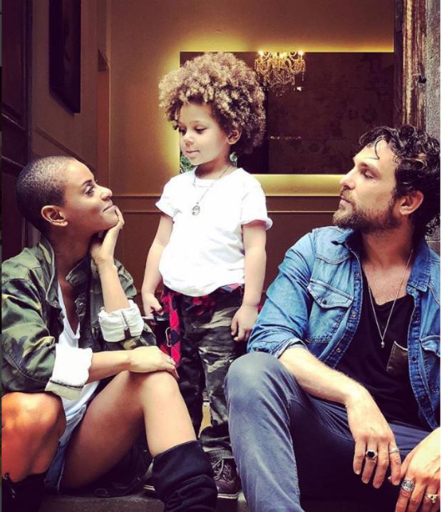 Aline, Antônio e Igor Rickli (Foto: Instagram / Reprodução)