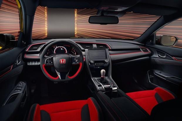 Honda Civic Type R Limited Edition (Foto: Divulgação)