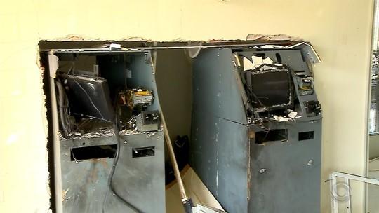 'Apavorante', diz moradora sobre explosão de banco no Norte do RS