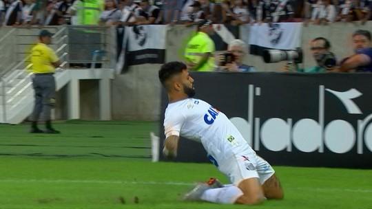 Em alta no Santos, Gabigol revê Vasco, rival que o fez arrancar pela artilharia do Brasileirão