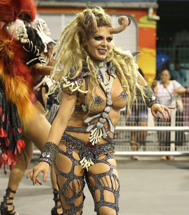 Sheila Mello (Foto: Manuela Scarpa/Brazil News)