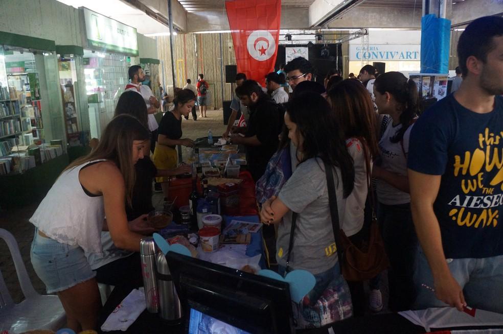 Evento acontece no campus da UFRN em Natal (Foto: Divulgação)