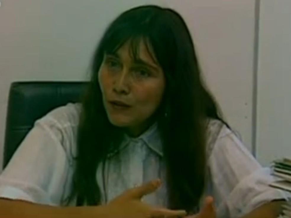 Patricia Acioli — Foto: Reprodução Globo News