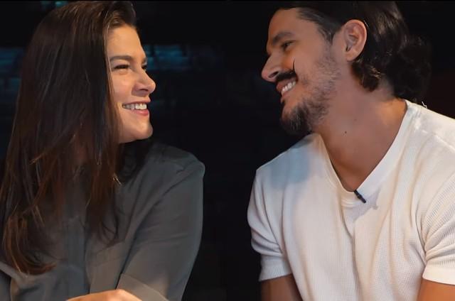 Priscila Fantin e Bruno Lopes estão juntos há dois anos (Foto: Reprodução/Youtube)