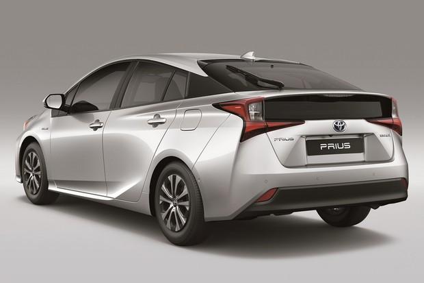 Toyota Prius 2019 (Foto: Divulgação)