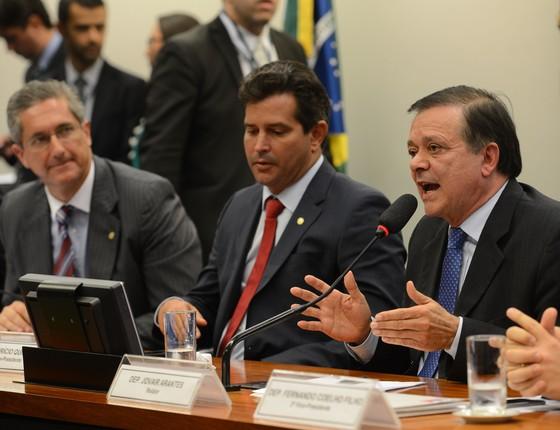 O deputado federal Jovair Arantes (Foto: Fabio Rodrigues Pozzebom/Agência Brasil)