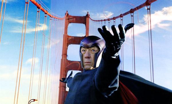 Magneto de Ian McKellen (Foto: Divulgação)