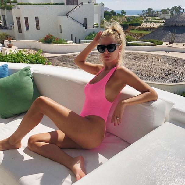 Reina Olga beachwear (Foto: Instagram/Reprodução)