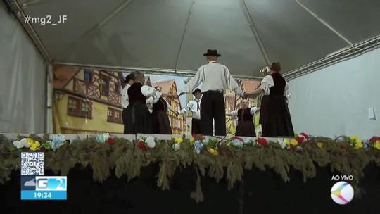 Grupos de dança agitam Festa Alemã nesta sexta em Juiz de Fora