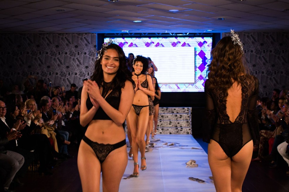 238bcb95e ... Fevest apresenta principais tendências do setor de moda íntima — Foto   Montagna Filmes   Divulgação