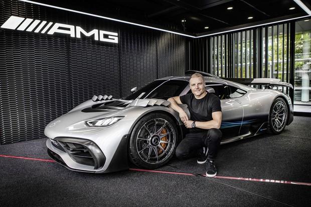 Mercedes-AMG One (Foto: divulgação)
