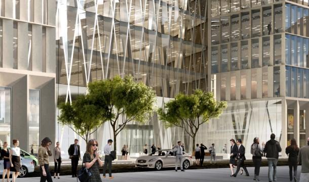 Londres ganhará arranha-céu de 56 andares (Foto: Divulgação)