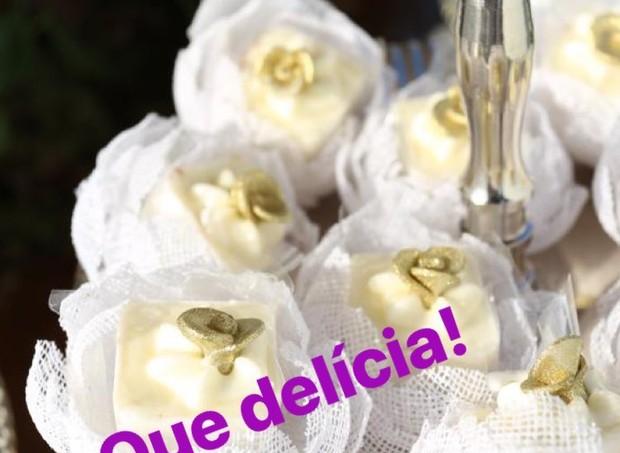 Docinhos Ivete (Foto: Reprodução/Instagram)