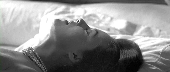 Jeanne Moreau em cena no filme Os Amantes (Les Amants), 1958, direção Louis Malle (Foto: Divulgação)