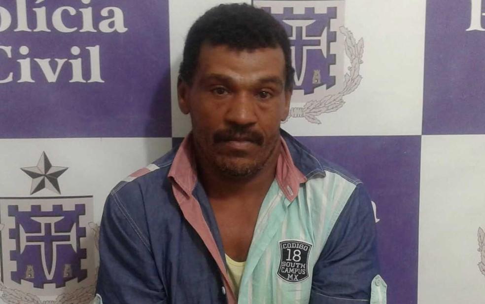 Homem matou ex-mulher com foice por não aceitar fim de relação (Foto: Divulgação/ Polícia Civil)