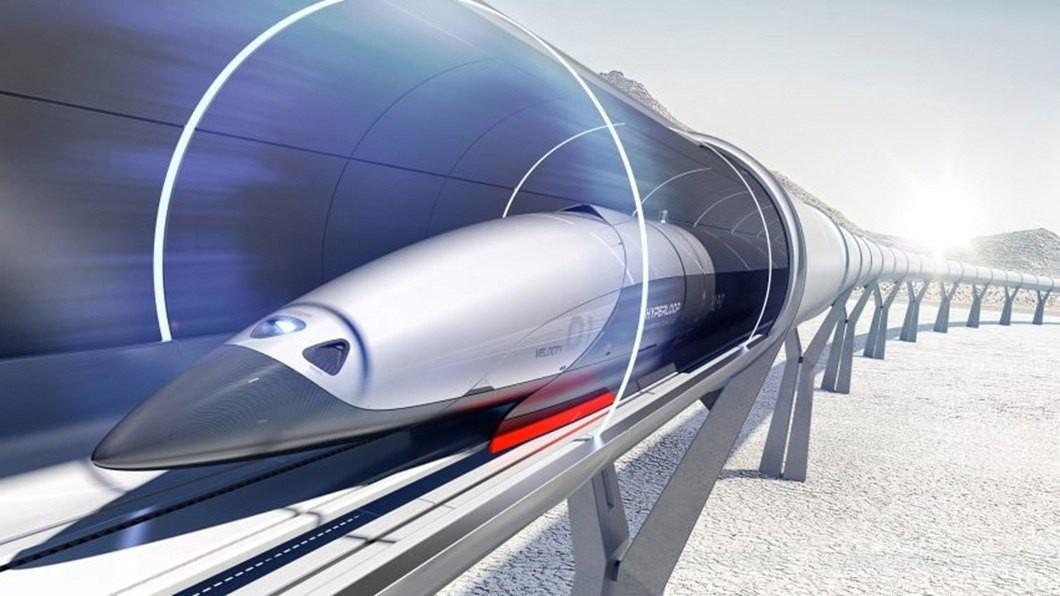 O Hyperloop promete revolucionar a mobilidade urbana (Foto: Divulgação)