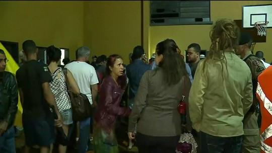 200 moradores deixam suas casas por risco em barragem de Nova Lima