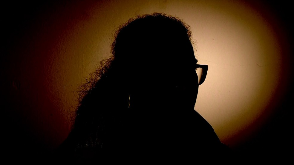 Mãe conta que não tem conseguido dormir após o ocorrido — Foto: Reprodução/TV Gazeta